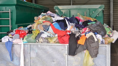 Textile Recycling Problem