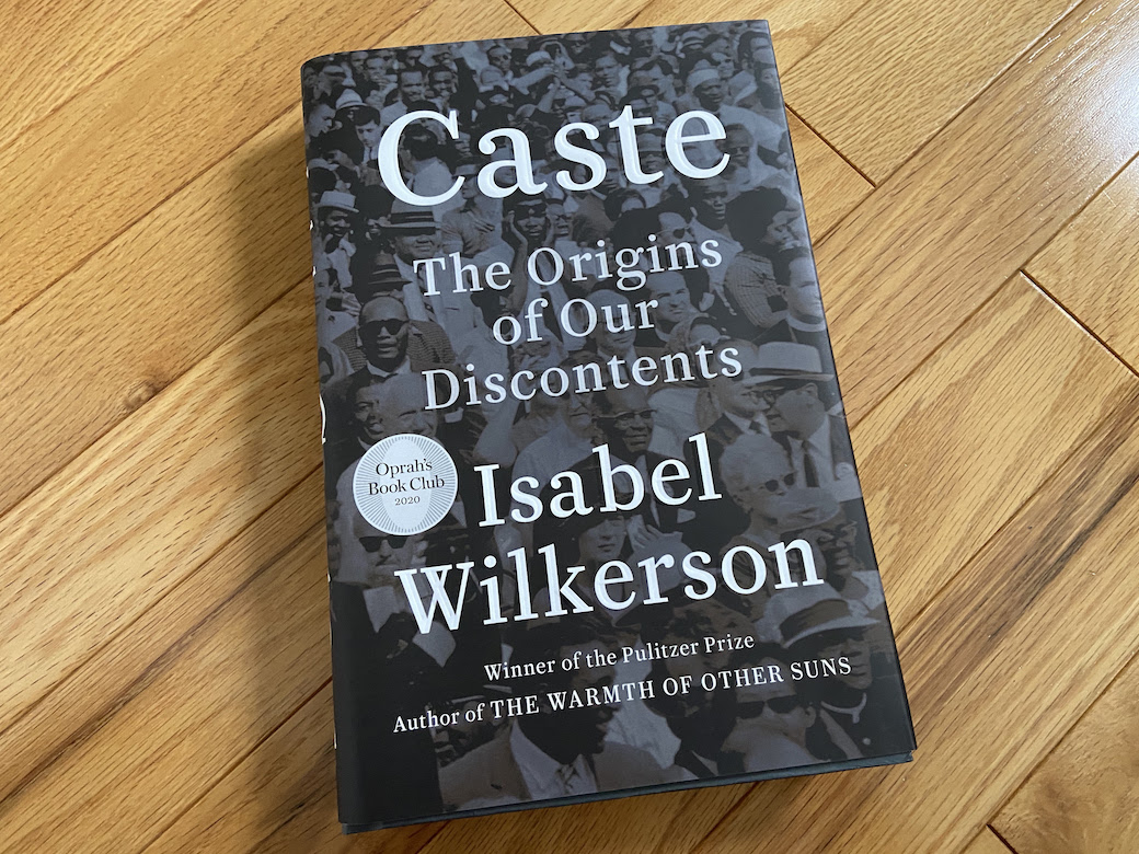 Caste Book Cover